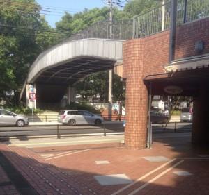 池田駅176号線前